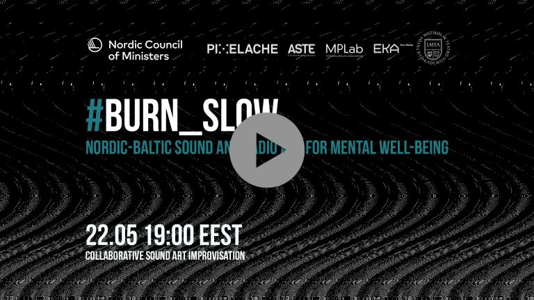 Burn_Slow:collaborative improvisation